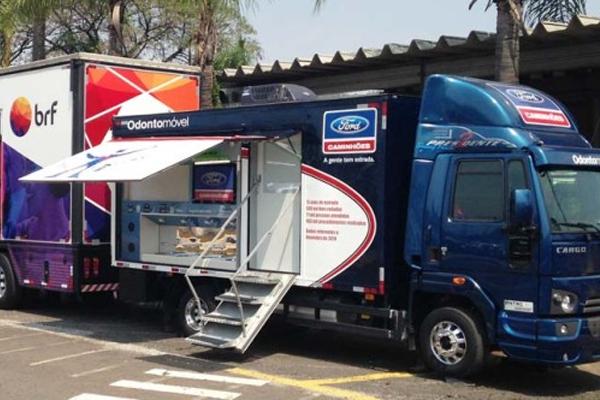 Ford Promove demonstração de caminhões Cargo pesado e extra-pesado para Grandes Frotistas