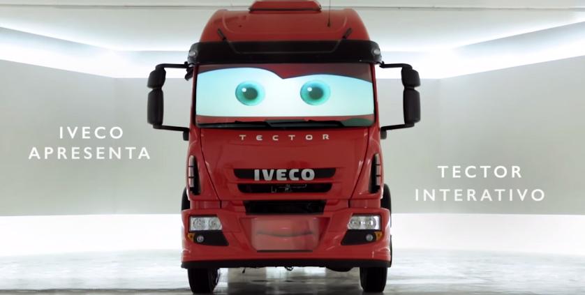 Iveco idealiza caminhão do futuro em campanha para Dia das Crianças [Vídeo]