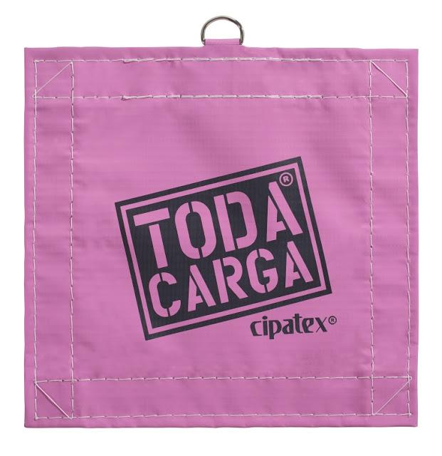 No mês de combate ao câncer de mama, Cipatex® lança lona rosa para caminhão