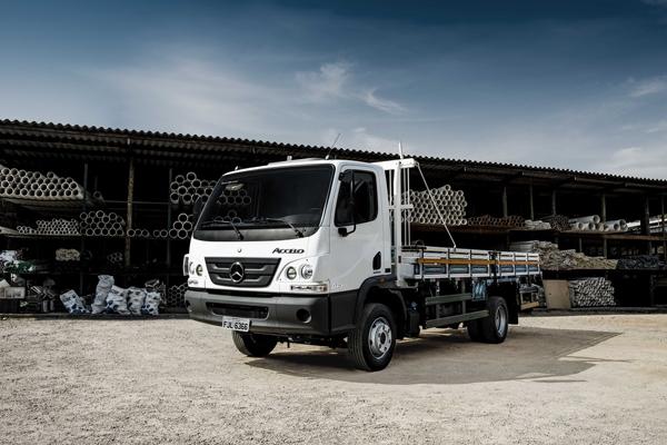 Mercedes-Benz é a fornecedora oficial de caminhões para associados da Anamaco até 2018
