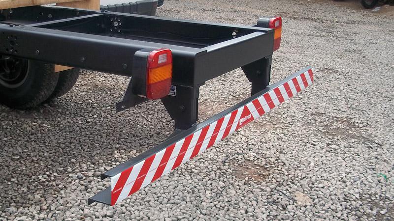 Suspensa a multa por ausência de para-choque no caminhão trator