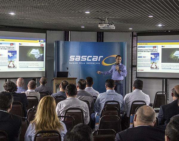 Sascar Day promove  debate sobre o TRC e  apresenta novidades na área de segurança
