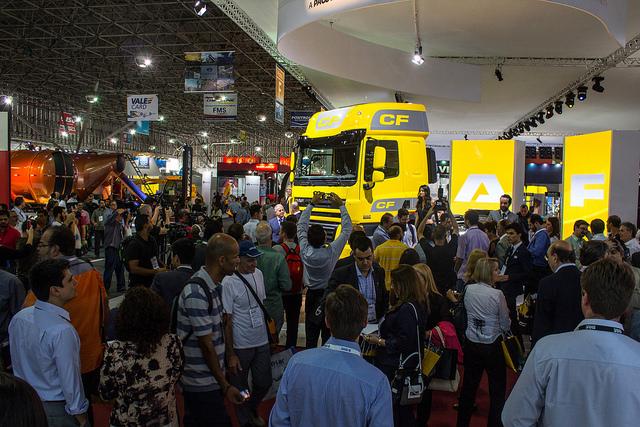 Fenatran mostra sua força e reafirma importância para setor de transporte rodoviário de carga