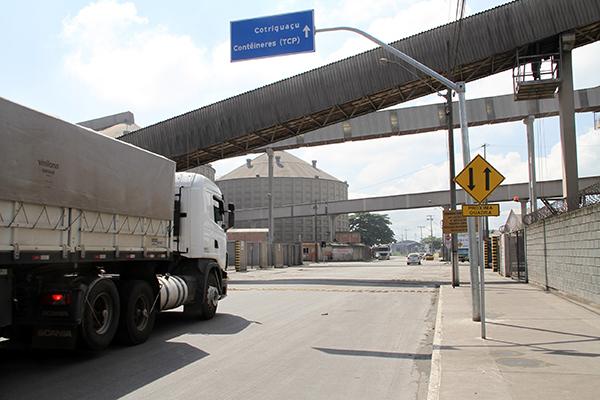 Porto receberá sistema de rastreamento e controle de caminhões e cargas