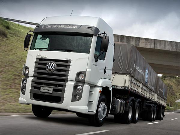 Volkswagen mostra linha Euro 5 na Argentina