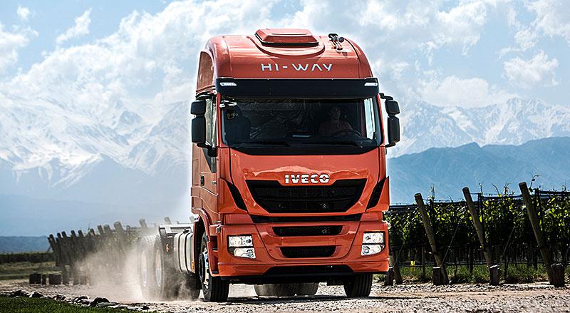 Iveco lança linha Euro 5 na Argentina