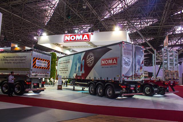 Na Fenatran Noma confirma fábrica de R$ 75 milhões