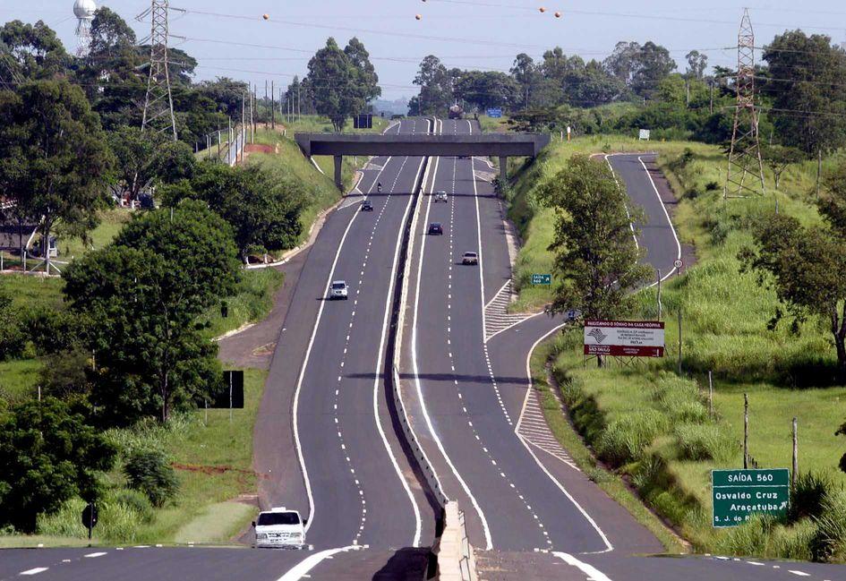 Acidentes diminuem 10% e mortes recuam 21,8% nas rodovias concedidas de São Paulo