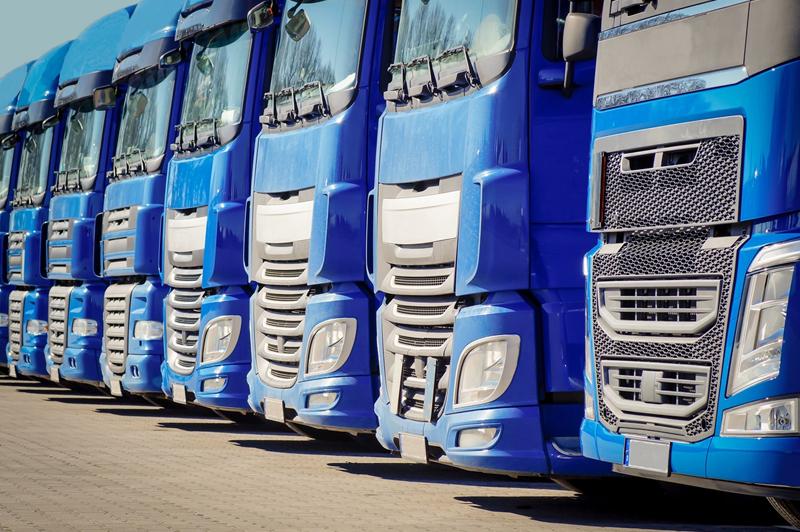 Vendas de caminhões crescem 8% em julho