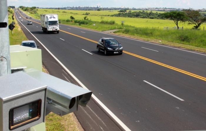 São Paulo quer implantar mais 220 radares nas rodovias