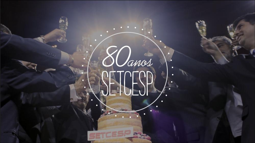 Setcesp comemora 80 anos com a posse da nova diretoria
