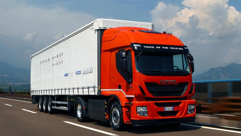 Iveco entrega milésimo caminhão movido a gás natural