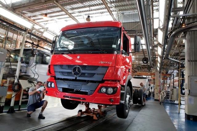 Entram em vigor novas regras para financiamento de ônibus e caminhões pelo Finame