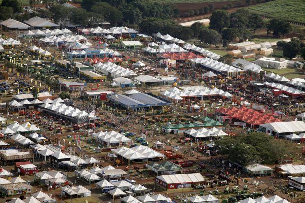 DPaschoal participa de feiras agrícolas no Sul e Sudeste do País