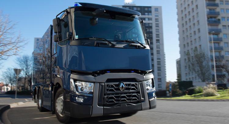 Renault desenvolve caminhões blindados para o Banco da França