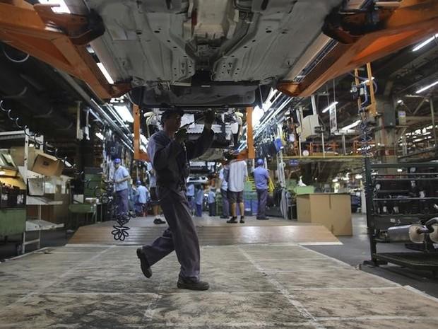 Produção de veículos cai 29% em janeiro ante 2015, diz Anfavea