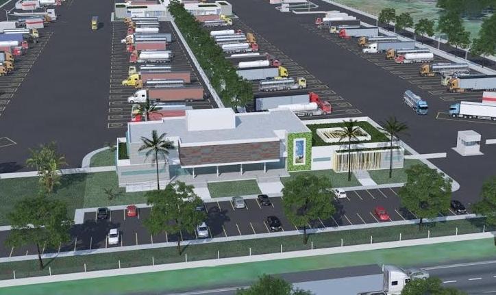 Lançamento das obras do Ponto de Parada e Descanso será em março, anunciou Pedro Lopes