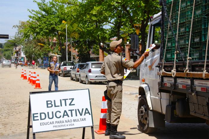 Blitz educativa realizará exames toxicológicos em motoristas de caminhão no Anel Rodoviário de BH