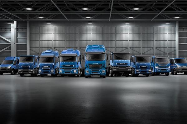 Iveco lidera o mercado de caminhões na Argentina pelo 6º ano