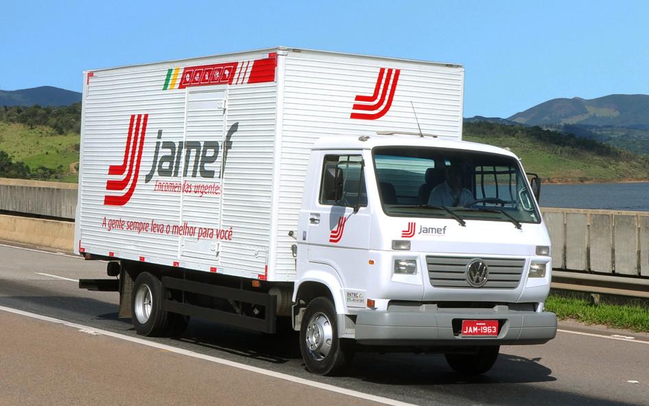 Jamef tem ano marcado por investimento em infraestrutura e tecnologia