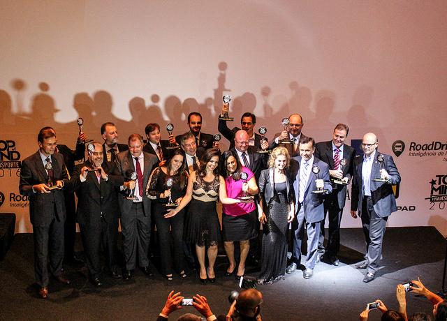 Conheça os vencedores do Prêmio Top of Mind do Transporte 2016