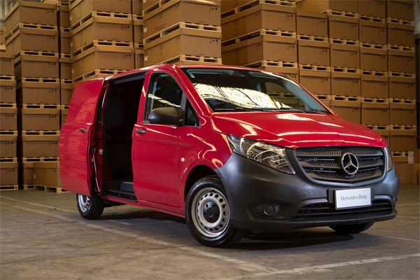 Furgão Vito da Mercedes-Benz é a nova opção de negócio dos empreendedores