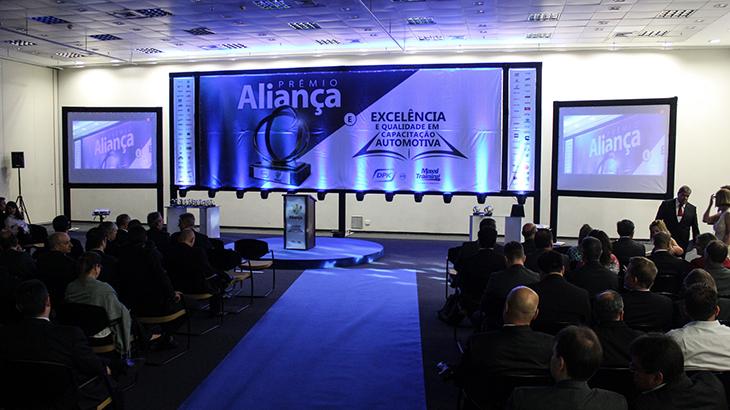 Especial Prêmio Aliança e Excelência e Qualidade em Capacitação Automotiva