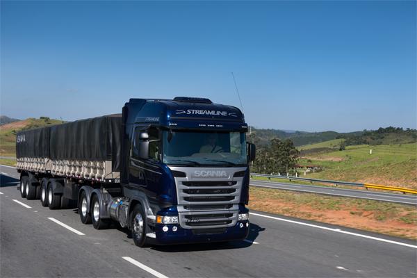 Scania anuncia condições especiais para caminhões pesados
