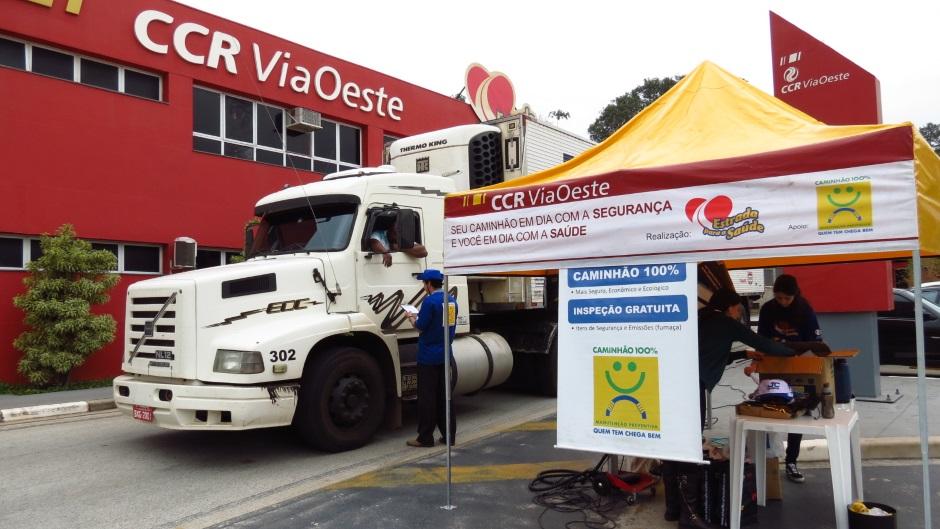 Castello Branco recebe programa Caminhão 100% nos dias 13 e 14 de abril