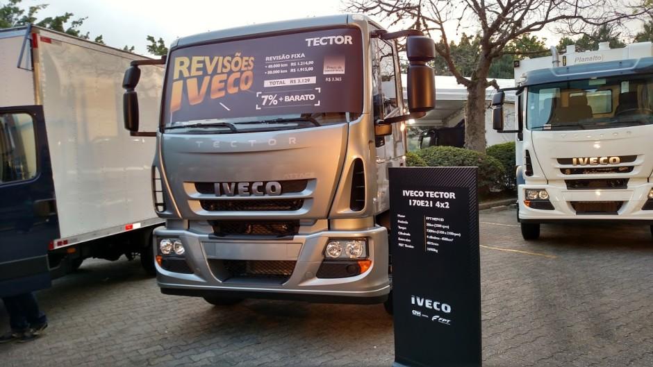 Iveco apresenta 10 novidades para linhas 2017 de caminhões Hi-Way, Stralis, Tector e Daily