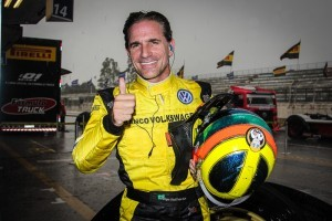 Felipe Giaffone, da RM Competições, é pole position em Curitiba
