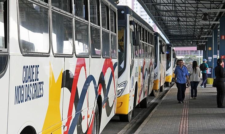 Biometria torna transporte público de Mogi das Cruzes um dos mais modernos do país