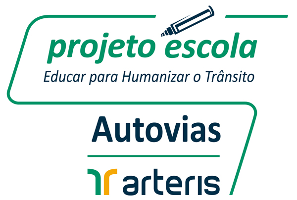 Projeto de educação de trânsito e ambiental distribui material de trabalho e integra novas escolas públicas na região