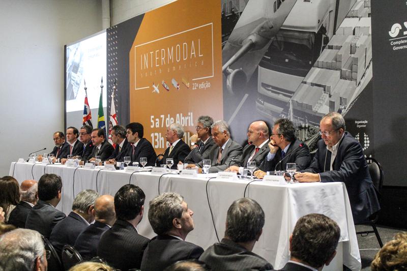 Intermodal 2016 reúne especialistas para debater a logística na América Latina