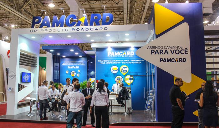 Roadcard apresenta soluções para gestão eletrônica de pagamentos e aplicativo para caminhoneiros