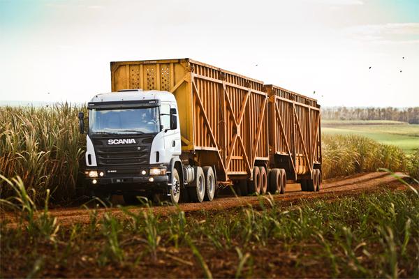 Scania oferece condições especiais para linha 2016 e serviços na Agrishow