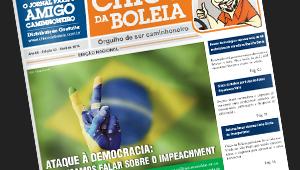 52ª Edição Nacional – Jornal Chico da Boleia