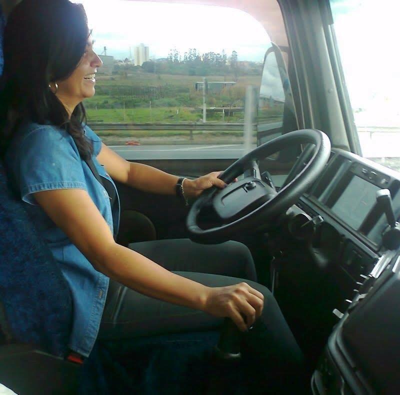 Mães, independentes e da estrada
