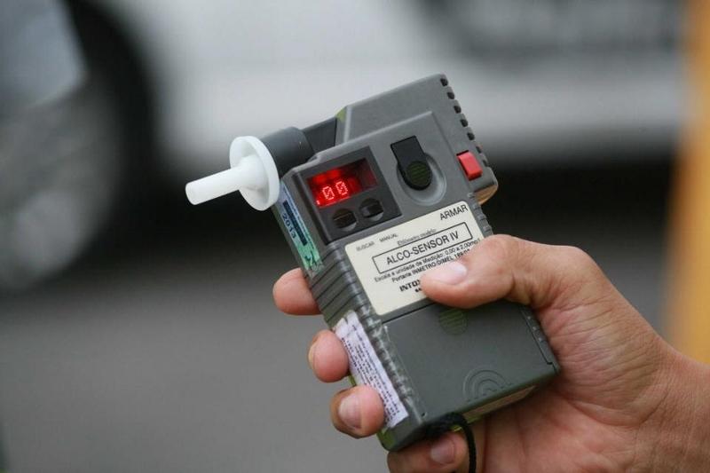 Valor de multa aumenta 53% para quem dirigir embriagado