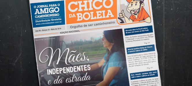 53ª Edição Nacional – Jornal Chico da Boleia