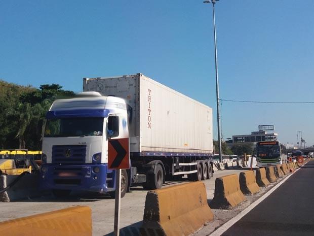 Transportadoras do RJ empregam até 20% do orçamento em segurança