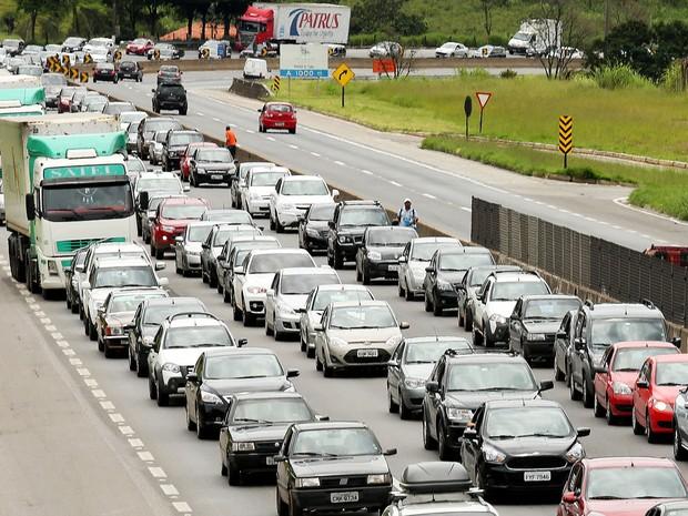 CORPUS CHRISTI- Saída para o feriadão poderá ter tráfego 23% maior nas rodovias da região
