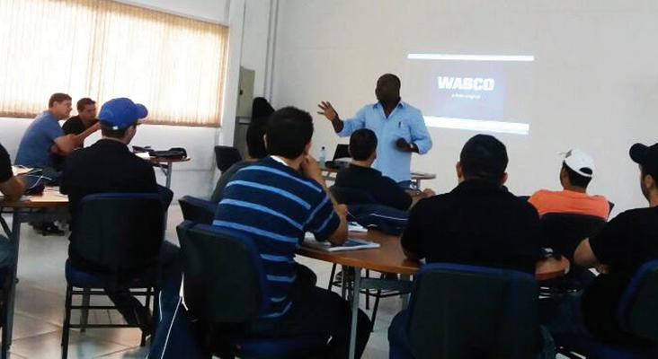 WABCO faz o primeiro treinamento no novo centro técnico de formação automotiva da Scherer