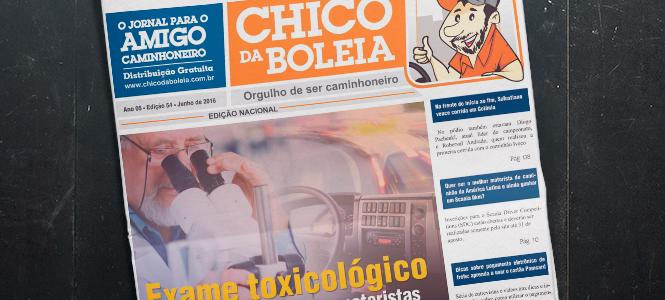 54ª Edição Nacional – Jornal Chico da Boleia