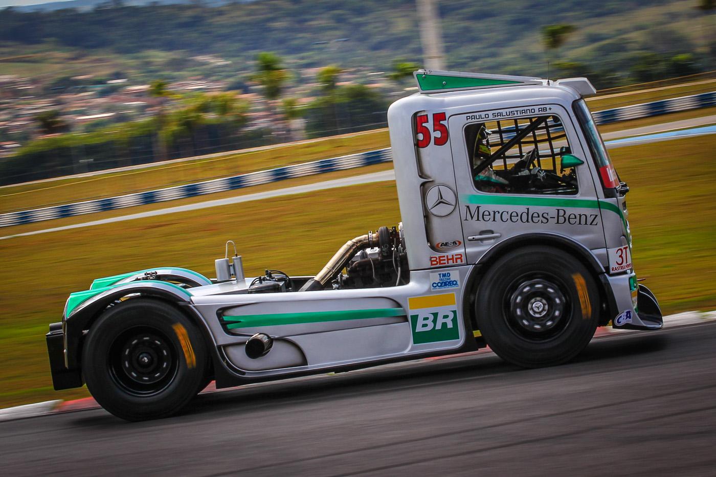 Fórmula Truck chega à Goiânia e promete agitar o final de semana.