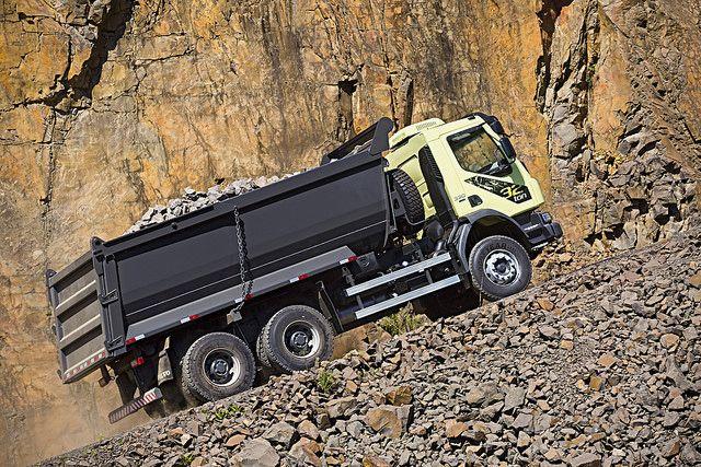 Lançamento: Volvo apresenta VM com PBT de 32 toneladas para segmento de off-road