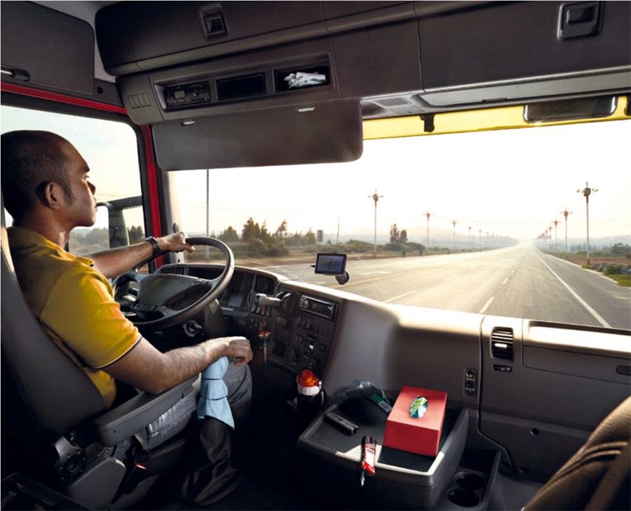 Para ser caminhoneiro, o que é preciso?