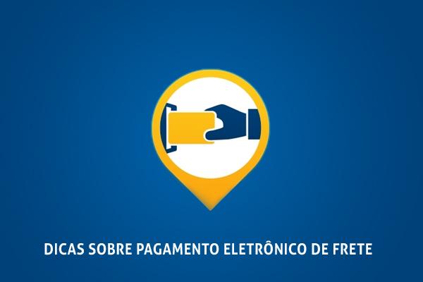 Dicas sobre pagamento eletrônico de frete: aprenda a usar o cartão Pamcard