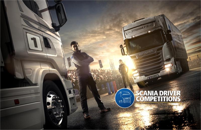 Quer ser o melhor motorista de caminhão da América Latina e ainda ganhar um Scania 0km? Saiba como!