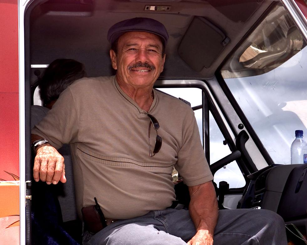 Stênio Garcia diz que caminhoneiro é o grande herói brasileiro